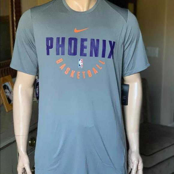 8ba29c957f0 Men s Nike NBA Phoenix Suns Shooting Shirt. NWT